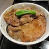 炉端横山 - 料理写真:肩ロースぶた丼