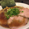 岡本商店 - 料理写真:鶏生醤油ラーメン 750円