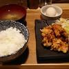 鶏酒 - 料理写真:唐揚げ定食。