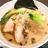 麺屋 奥右衛門 - 料理写真:塩白湯麺(830円)