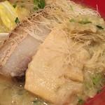 Japanese Soba Noodles 蔦 - 今帰仁アグーのカダイフ焼き