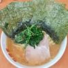 町田家 - 料理写真:ラーメン720円麺硬め。海苔増し80円。