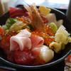 おかせい - 料理写真:特選女川丼~☆