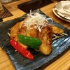 銀の里 - 料理写真:舌平目のソテー(700円)