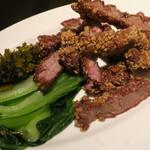台湾キッチン かのか - 排骨肉 パイコーロー