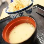 天丼てんや - 味噌汁