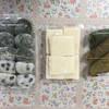 菊原餅菓商 - 料理写真:草大福・豆大福・切り餅・柏餅