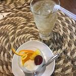 レストランITOSHIMA - デザートとドリンク