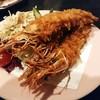 村上水産仲買人直営店鮮魚部 - 料理写真:大海老フライ