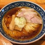 麵屋 坂本01 - 「中華そば」500円