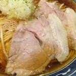 麵屋 坂本01 - 低温調理チャーシュー
