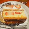 ふらんすや - 料理写真:いちごのミルフィーユ