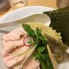 銀座 篝 - 料理写真:つけSOBA大盛り、特製トッピング