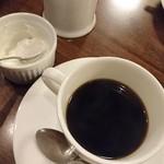 65861836 - コーヒー ホイップクリームがつきます
