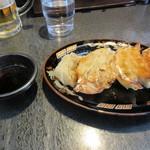 ひむろ - 焼き餃子 300円