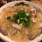ますたに - チャーシュー麺大 ¥900