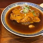 65870476 - 天津飯は甘酢です。