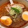 赤坂一点張 - 料理写真:辛みそ850円+煮玉子100円