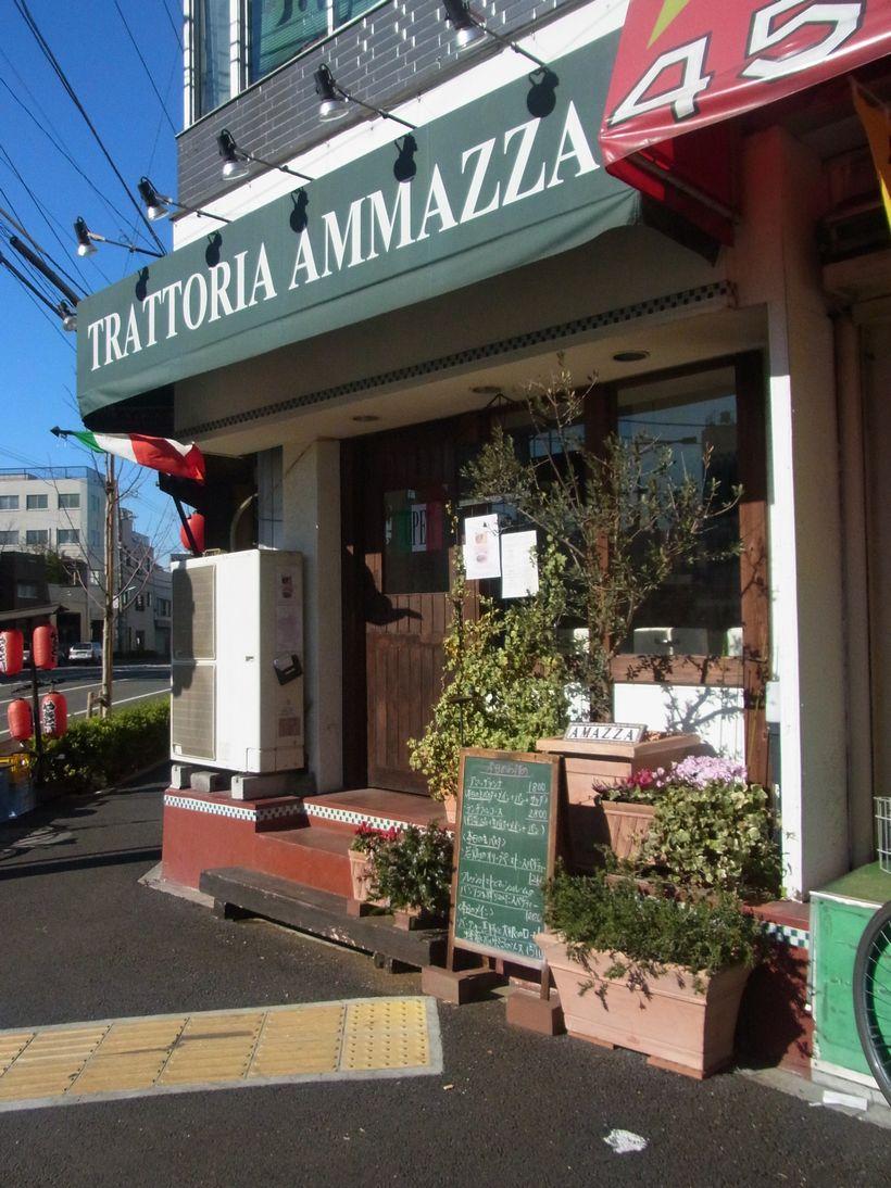 トラットリア アマッザ