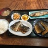 うなぎや - 料理写真:サバ塩焼き定食650円