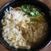 うどんの萬栄 - 料理写真:カレー天うどん