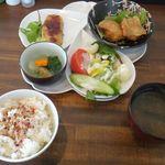 Tomo Cafe - ワンプレートランチ Tomo Cafe(トモ・カフェ愛知県岡崎市)食彩品館.jp撮影