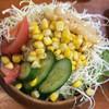 花林 - 料理写真:野菜サラダ