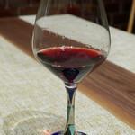 旬熟成 GINZA GRILL - 赤ワイン