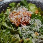 旬熟成 GINZA GRILL - 熟成豚トマト煮のサラダ