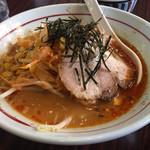 らー麺 あけどや - 辛ネギ味噌らー麺