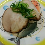 かっぱ寿司 - チャーシューにぎり