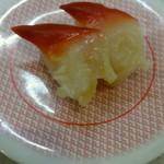 かっぱ寿司 - ほっき貝