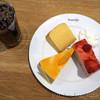 たんどーる - 料理写真:ケーキセット