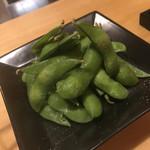 いきなり俺のジンギスカン - 枝豆