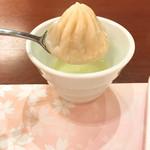 グルメバイキング オリンピア - 小籠包のスープ仕立て(タイムサービス)