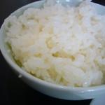 とんかつモリ - 白飯