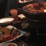 炭火焼 ブルスタ・オラムー - 料理写真: