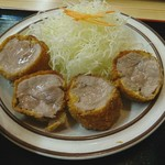 とんかつ 三条 - 料理写真: