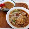新角 - 料理写真:そばセット・ミニカレー付き(560円)