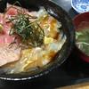 たきわ - 料理写真:二色丼 1500円