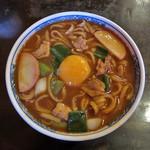 太田屋 - うどんwith生卵