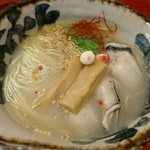 らうめん考房 昭和呈 - 広島牡蠣塩麺