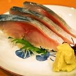 錦 - きずし(〆鯖)