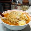 蒙古タンメン中本 - 料理写真:味噌卵麺