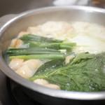 水たき 長野 - 料理写真:水たき