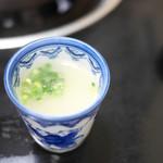 水たき 長野 - 鶏出汁スープ