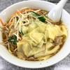 喜楽 - 料理写真:モヤシはワンタン麺 950円