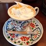 カフェ ド トレボン - カプチーノ