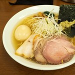 麺処 有彩 - 料理写真:'17.04特製塩