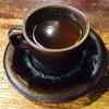 珈琲アロー - ドリンク写真:琥珀のコーヒー(500円)